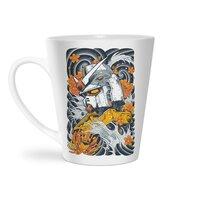 Mecha Otaku - latte-mug - small view