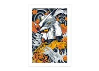 Mecha Otaku - vertical-print - small view