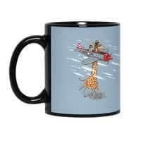 Let your dream fly - black-mug - small view
