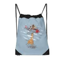 Let your dream fly - drawstring-bag - small view