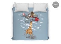 Let your dream fly - duvet-cover - small view