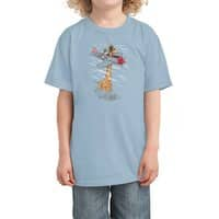 Let your dream fly - kids-tee - small view