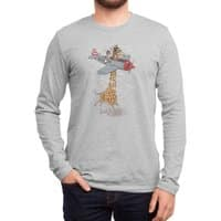 Let your dream fly - mens-long-sleeve-tee - small view