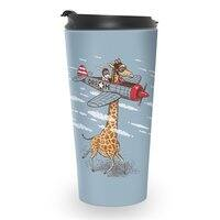 Let your dream fly - travel-mug - small view