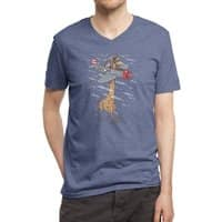 Let your dream fly - vneck - small view