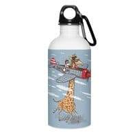 Let your dream fly - water-bottle - small view