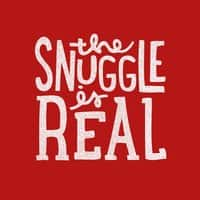 The Snuggle is Real - small view