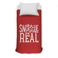 The Snuggle is Real - duvet-cover - small view
