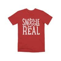 The Snuggle is Real - mens-premium-tee - small view