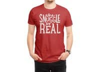 The Snuggle is Real - mens-regular-tee - small view