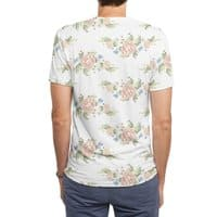 Kitsch never killed anyone - mens-sublimated-triblend-tee - small view
