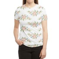 Kitsch never killed anyone - womens-sublimated-triblend-tee - small view