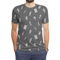 Voodoo Stuff - mens-sublimated-triblend-tee - small view
