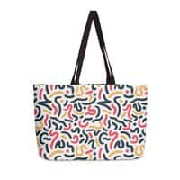 Squirming Smiles - weekender-tote - small view