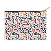 Squirming Smiles - zip-pouch - small view