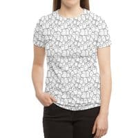 Spooks - womens-sublimated-triblend-tee - small view