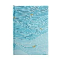 golden paper ships - notebook - small view