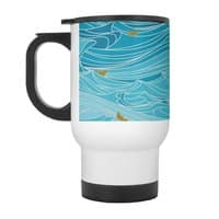 golden paper ships - travel-mug-with-handle - small view