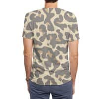 Classic Leo - mens-sublimated-triblend-tee - small view