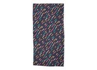 Hectic Rain - beach-towel - small view