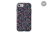 Hectic Rain - double-duty-phone-case - small view
