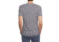 Hectic Rain - mens-sublimated-triblend-tee - small view