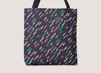 Hectic Rain - tote-bag - small view