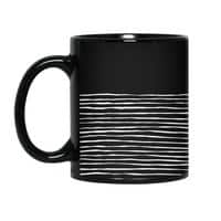 Noodles are forever - black-mug - small view