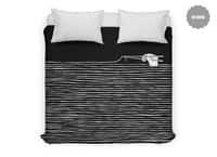 Noodles are forever - duvet-cover - small view