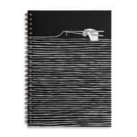 Noodles are forever - spiral-notebook - small view