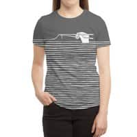 Noodles are forever - womens-sublimated-triblend-tee - small view