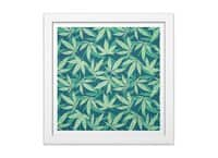 Hemp! - white-square-framed-print - small view