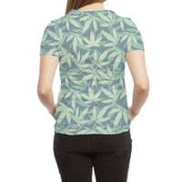 Hemp! - womens-sublimated-triblend-tee - small view