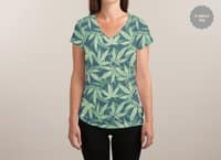 Hemp! - womens-sublimated-v-neck - small view