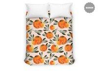 Sonnige Orange  - duvet-cover - small view