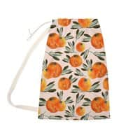 Sonnige Orange  - laundry-bag - small view