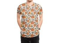Sonnige Orange  - mens-sublimated-tee - small view