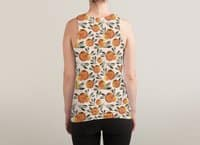 Sonnige Orange  - sublimated-tank - small view