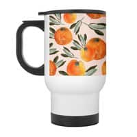 Sonnige Orange  - travel-mug-with-handle - small view