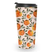 Sonnige Orange  - travel-mug - small view