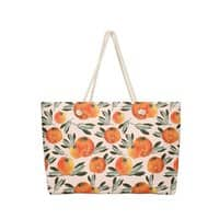 Sonnige Orange  - weekender-tote - small view