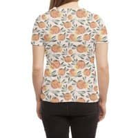 Sonnige Orange  - womens-sublimated-triblend-tee - small view