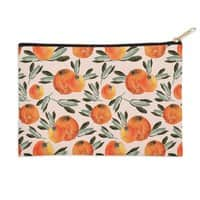 Sonnige Orange  - zip-pouch - small view