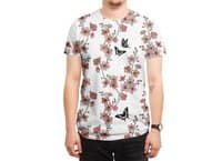 Sakura Butterflies - mens-sublimated-tee - small view