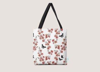 Sakura Butterflies