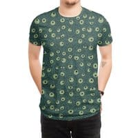 Green Googly Eyes - mens-sublimated-tee - small view