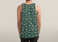 Green Googly Eyes - sublimated-tank - small view