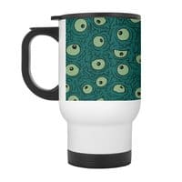 Green Googly Eyes - travel-mug-with-handle - small view