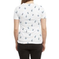 Nitro - womens-sublimated-triblend-tee - small view