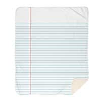 Foot Loose Leaf - blanket - small view